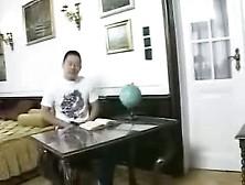 Dango Impregnates A English Teacher
