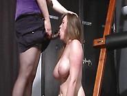 Lesbian Femdom Punishment