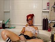Step Daughter Bunnie Hughes Bath Time - Www. Bunniehughes. Club