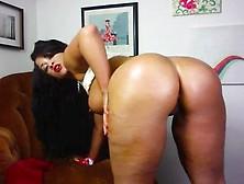 Phat Ass Hispanic Milf Needs Anal Sex