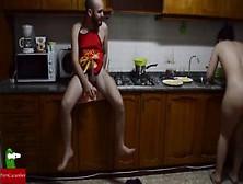 Kitchen Fucking