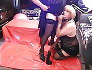 Two Fetished Mature Crossdresser Having Fun