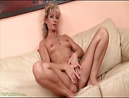 Naked Mature Janet Darling Has Tiny Tits