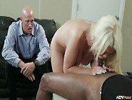 Bimbo Wife Fucked By Bbc As Husband Watches