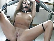 Naked Milf Is Bounded And Gagged