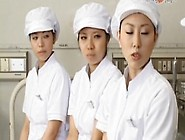 Asian Nurse Shows Handjob Skills