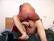 Homemade Anal Sex With Blonde Teen Slut In Threeso