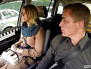 Married Women Gets Fucked Hard In A Taxi