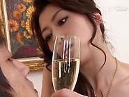 41Ticket - Maki Hojo's Naughty Hotel Threesome