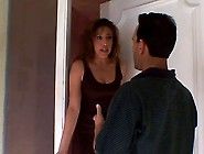New Milf In The Neighborhood Loves Drinking The Cum Of The Man N