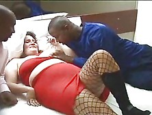 Mature Chubby Wife Try Tow Bbc (Cuckold)