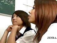 Subtitles Cfnm Japanese School Sex Ed Class