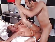 Naughty Nurse Treats Her Patient