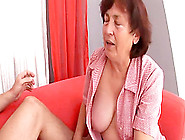 Mature Slut Jane Gets Her Meaty And Hairy Twat Fucked And Creamp