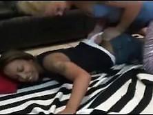 Black Girl Wedgie