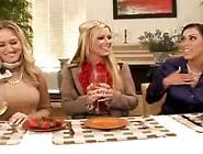 3 Housewives Invite Gigolo