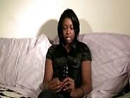 Amateur Ebony Teen Exposed