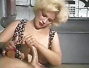 My Busty Blonde Wife Gives Me Her Firm Blowjob Until My Ejaculat