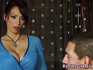 Nuru Slut Gets Fucked Video