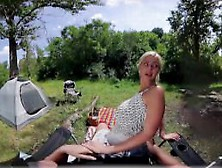 Holivr 360vr busty hot blode fucked and jizzed outdoor_wwwholivrcom 6