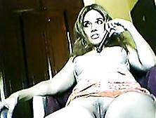 Leaked Homemade Video Of Nasty Girl From Argentina Mastubating