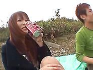 Sassy Japanese Model Enjoys Having Her Inviting Titties Fucked I