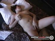 Amateur Canada Hairy Pussy Nerd Girlfriend Wit...