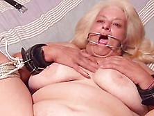 Pov Anal 60 Year Old Granny Wanda Acquires Fastened & A-Hole Scr