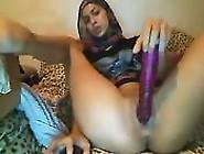 Sexy Arab Girl Fucking Herself