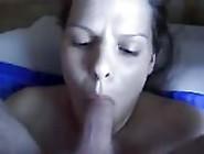 Sexy Blonde Babe Sucking And Fucking Big Cock And Enjoying
