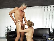 Teen First Anal Pain Cry Sex With Her Boycrony´s Father After Sw