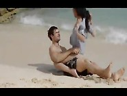 Charmingly Hot Lovers Sex On The Beach