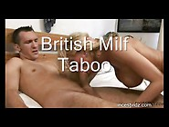 Britsh Mom Needs Sons Fucking Cock