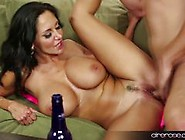 Ava Addams Gets Her Pussy Filled With Hard Cock
