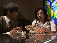 Lustful Oriental Wife With Big Boobs And A Sweet Ass Gets N
