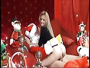 Come And Sit On Santa's Cock