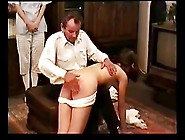 Russian Teen Red Asses Well Spanked
