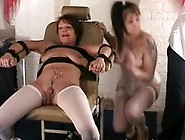 Lesbie Medical Fetish Bondman In Doctors Sadism And Old Tinker T