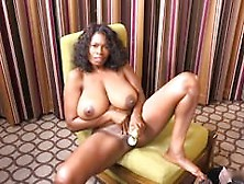Ebony Milf With Huge From Sexdatemilf. Com Boobs Fucked Hard