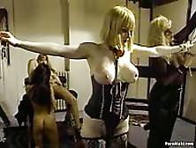 Den Of Punishment S1 With Nancy Vee,  Sasha Sweet,  Master Markus,