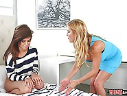 Moms Bang Teen - Mom Catches Couple
