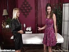 Nurunetwork Bitchy Lesbian Needs A Good Massage
