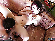 Short Haired Lesbians Iona Grace And Natalya Fuck Each Others Pu