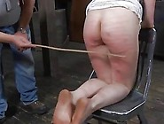 Sexy Whipping For Beautys Butt