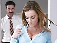 Natasha Nice In Office Initiation