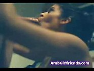Stunning Arab Girl With Big Tits Giving Her Guy An Amazing Blowj