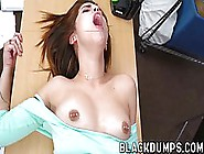 Dirty Minded Teen With Pierced Nipples Is Getting Nailed And Moa