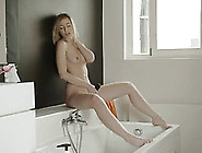 Beautiful Blonde Pornstar And Art Of Toying