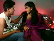 Appetizing Indian Teen In Sari In Passionate Erotic Scene With H