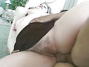 Hot Bbw With Saggy Tits Gets Fucked